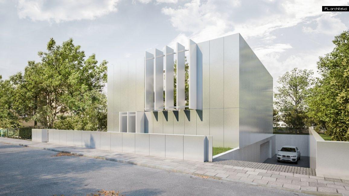 Minimalistyczny dom kostka | Poznań