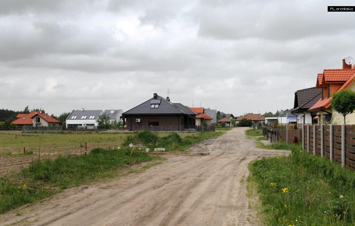 Nowoczesny dom jednorodzinny | Lusowo