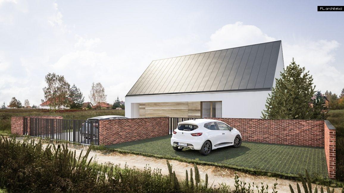 Nowoczesny dom jednorodzinny | Rosnówko