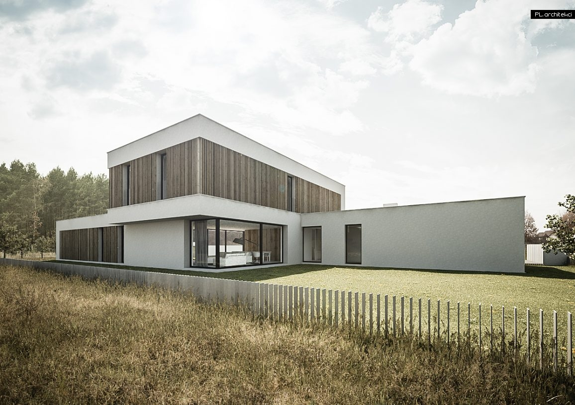 Nowoczesny dom jednorodzinny | Poznań