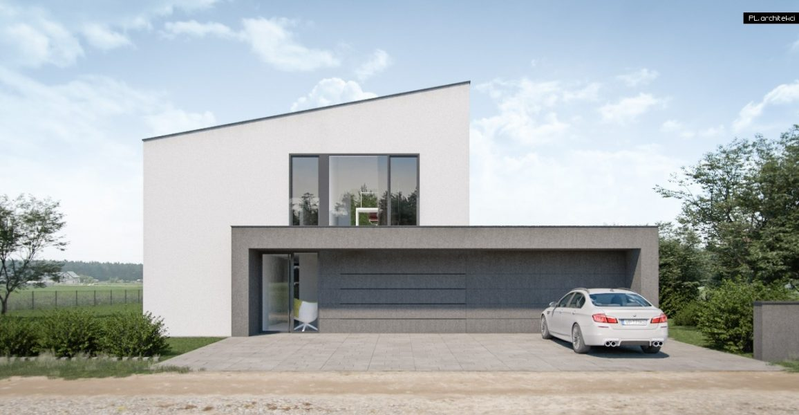 Nowoczesny dom | Wolsztyn