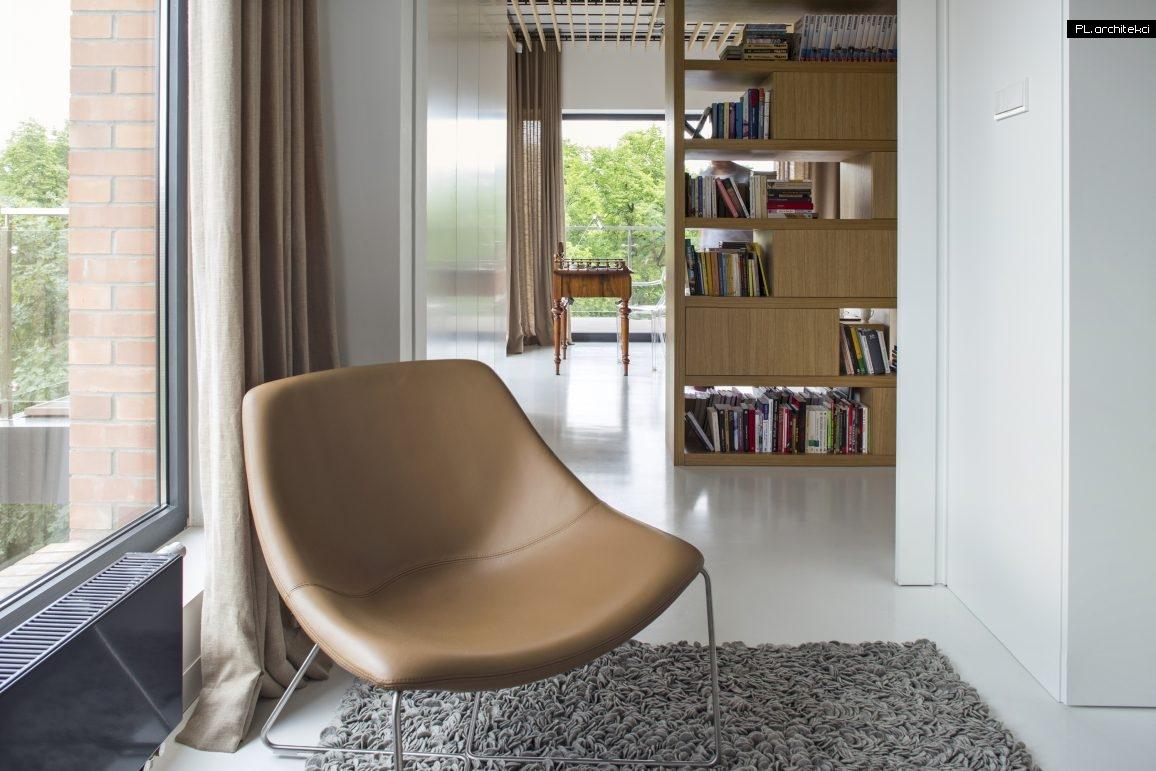 Nowoczesne wnętrze apartamentu: sypialnia | Warzelnia, Poznań