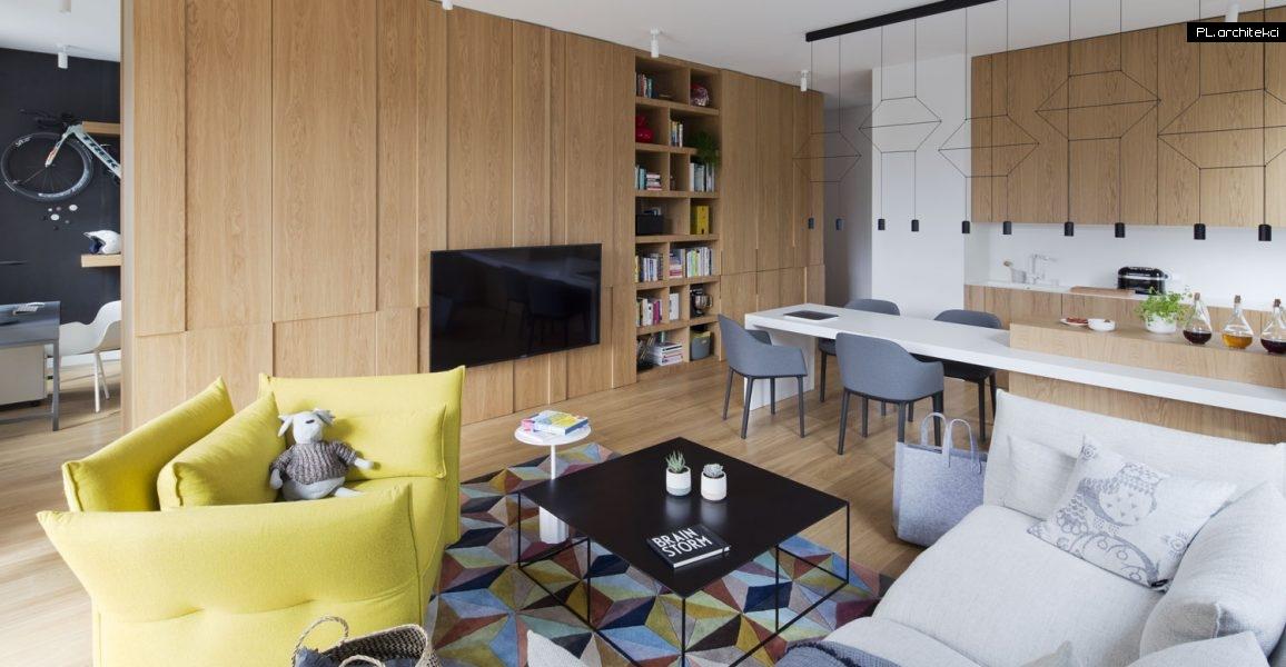 nowoczesne wnetrze architekt poznan